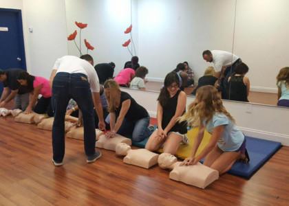 We Rock the Spectrum Dallas CPR Workshop