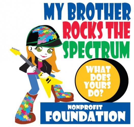My Brother Rocks the Spectrum We Rock the Spectrum Dallas