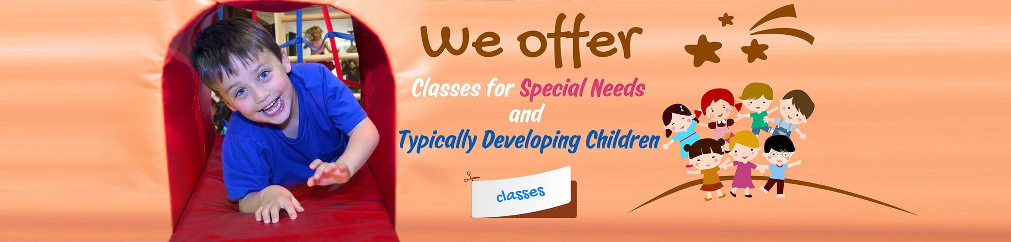 We Rock the Spectrum Dallas Classes for Special Needs